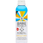 Bare Republic Vanilla-Coco Mineral Sunscreen Spray SPF 50