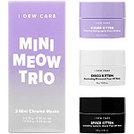 I Dew Care Mini Meow Peel-Off Mask Trio