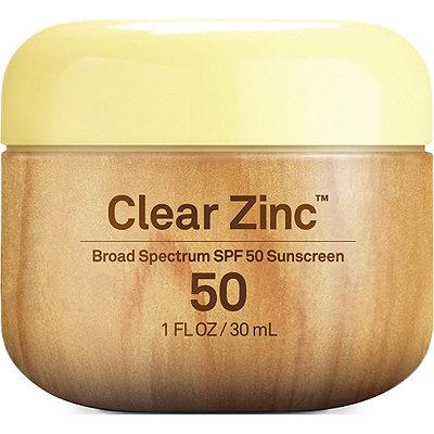 Sun BumClear Zinc SPF 50