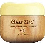 Sun Bum Clear Zinc SPF 50