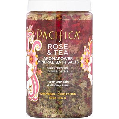 Rose & Tea Aromapower Mineral Bath Salts