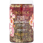 Pacifica Rose & Tea Aromapower Mineral Bath Salts