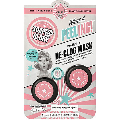What A Peeling! Purifying De-Clog Mask