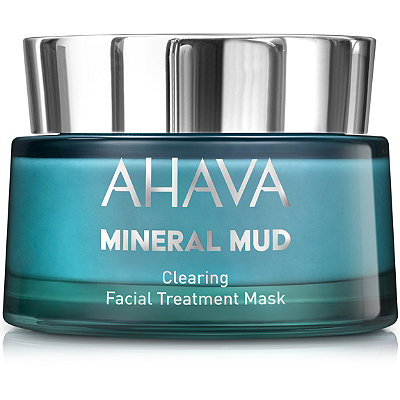 Mineral Mud Clearing Facial Mask