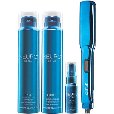 Paul Mitchell Online Only Neuro Liquid Infinite Smooth Kit