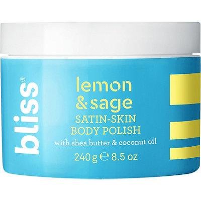 Lemon & Sage Body Polish