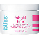 Bliss Fabgirl Firm Body Cream