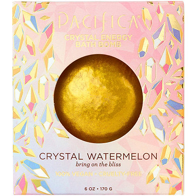 Crystal Melon Crystal Energy Bath Bomb