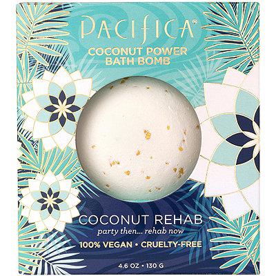 Coconut Rehab Coconut Power Bath Bomb
