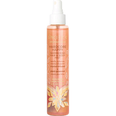 Aromapower Shimmering Hair & Body Mist-Hardcore Happy