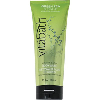Green Tea & Sage Body Wash