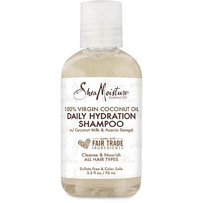 SheaMoistureTravel Size 100% Virgin Coconut Oil Daily Hydration Shampoo