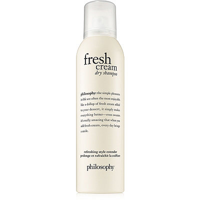 Fresh Cream Dry Shampoo