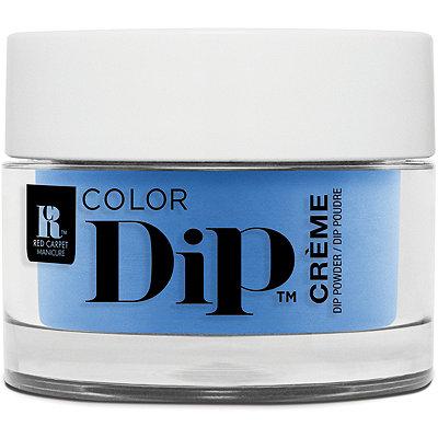 Color Dip Blue Nail Powder