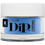 Red Carpet Manicure Color Dip Blue Nail Powder