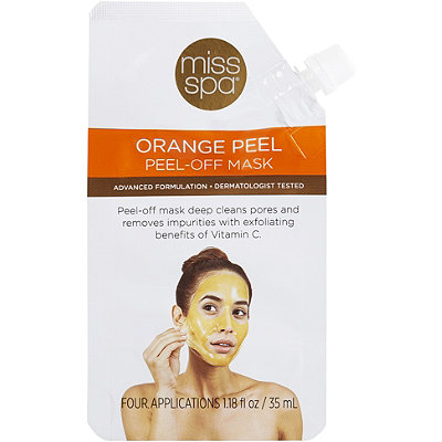 Orange Peel Peel-Off Mask
