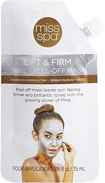 Miss spa lift firm silver peel off mask ulta beauty peel off mask mouse over image for a closer look solutioingenieria Choice Image