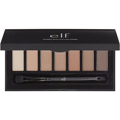 Online Only Matte Shadow, Brow & Liner Palette