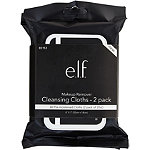 e.l.f. Cosmetics Makeup Remover Cleansing Cloths 2 Pack