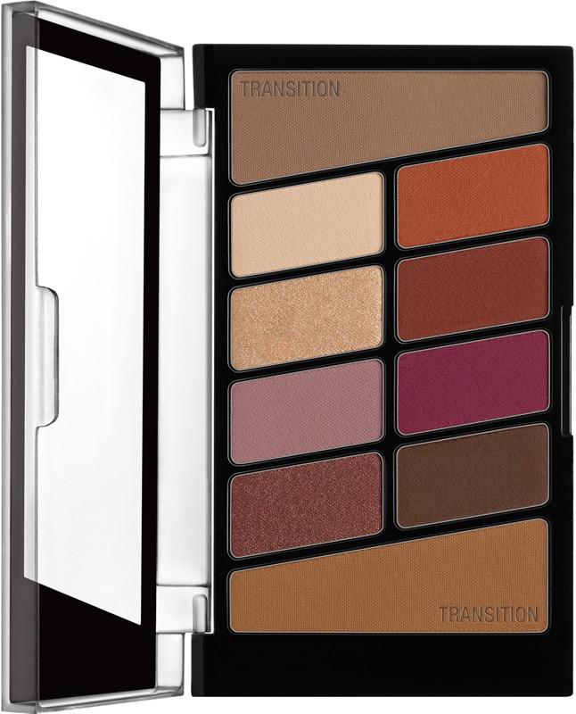 Wet N Wild Color Icon Eyeshadow 10 Pan Palette Ulta Beauty