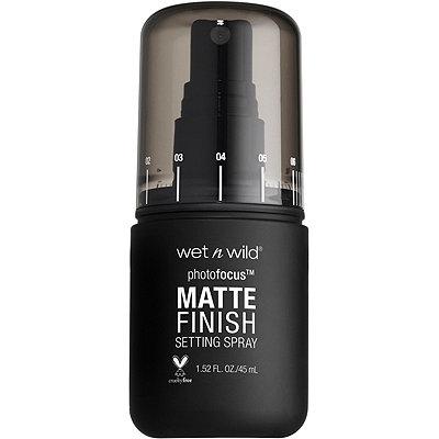 Photo Focus Matte Finish Setting Spray