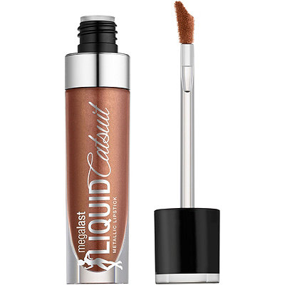 Wet n WildMegalast Liquid Catsuit Metallic Lipstick