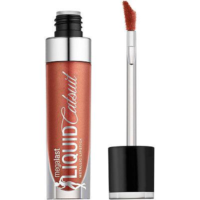 Megalast Liquid Catsuit Metallic Lipstick