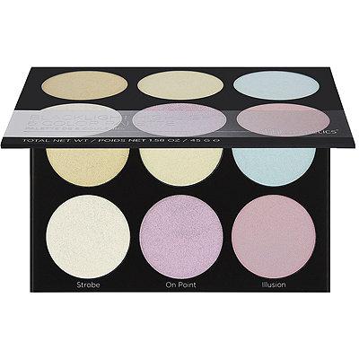 BH CosmeticsBlacklight Highlight - 6 Color Palette