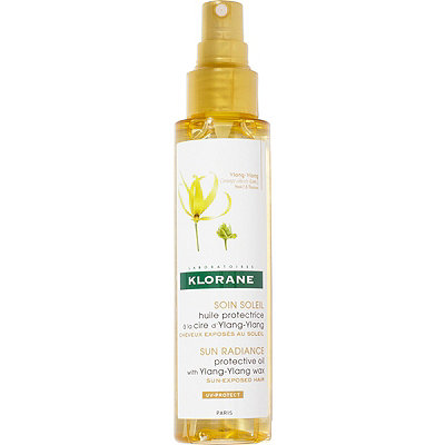 Protective Oil with Ylang-Ylang Wax for Sun-Exposed Hair