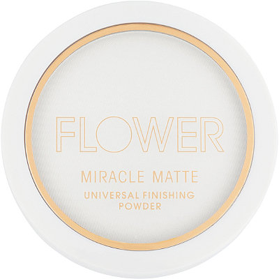 FLOWER BeautyMiracle Matte Universal Finishing Pressed Powder