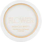 FLOWER Beauty Miracle Matte Universal Finishing Pressed Powder