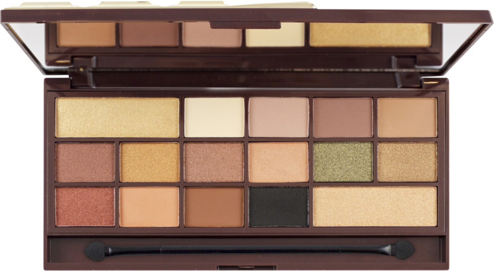 Makeup Revolution 24k Chocolate Bar Palette Ulta Beauty