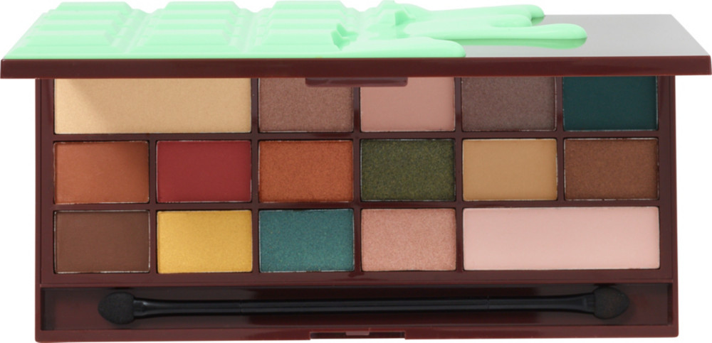 chocolate eyeshadow palette