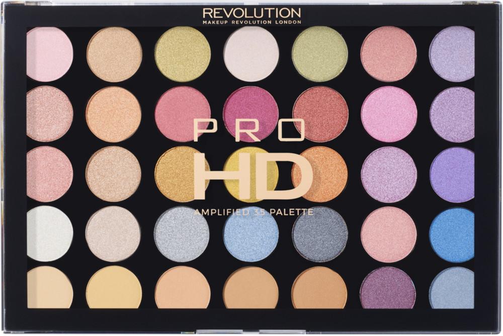 c89c241a63b1 Makeup Revolution Pro HD Amplified 35 Palette