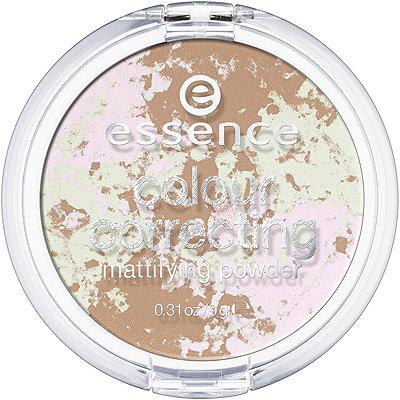 EssenceColor Correcting Mattifying Powder