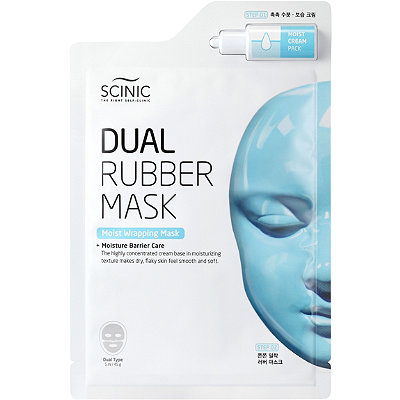 ScinicDual Rubber Moist Wrapping Mask