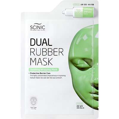 Dual Rubber Soothing Wrapping Mask