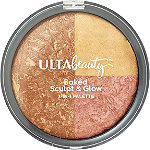 ULTA Baked Sculpt & Glow 3-in-1 Palette Hawaiian Sunrise (warm)