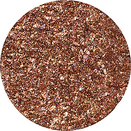Bronze Bombshell (deep bronzy brown w/gold sparkle)
