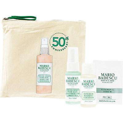 Mario BadescuFREE Bag plus Samples w/any $35 Mario Badescu purchase