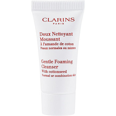 FREE Foaming Cleanser w/any Clarins purchase