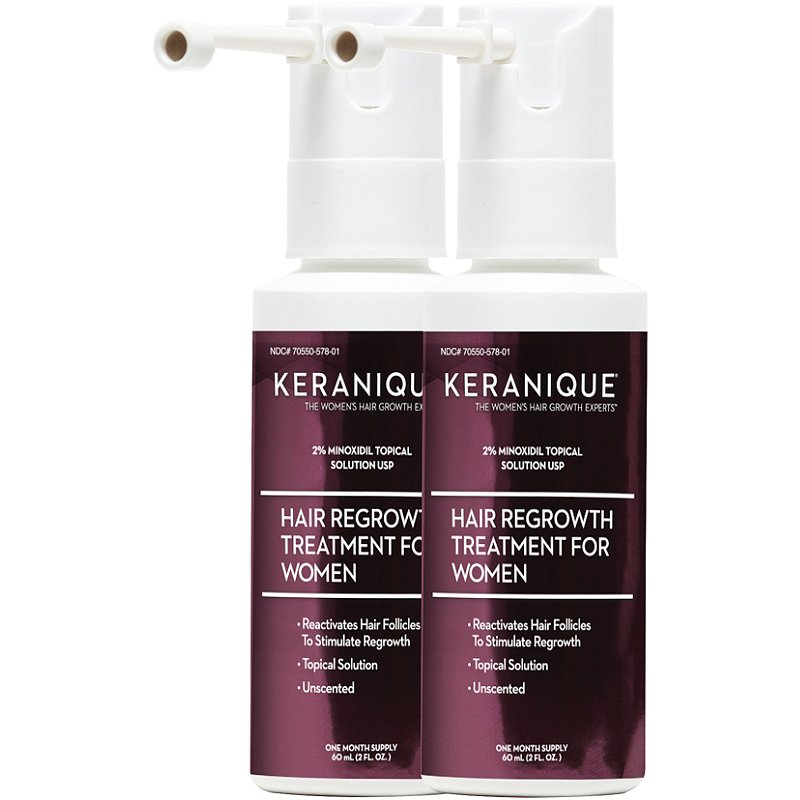 Keranique Hair Regrowth Treatment Ulta Beauty