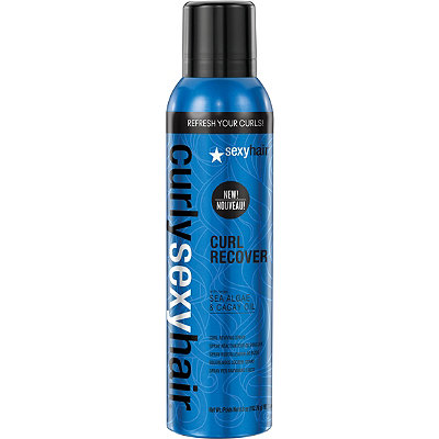 Curly Sexy Hair Curl Recover Curl Reviving Spray