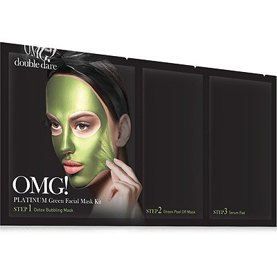 Double DareOnline Only OMG! Platinum Facial Mask Kit