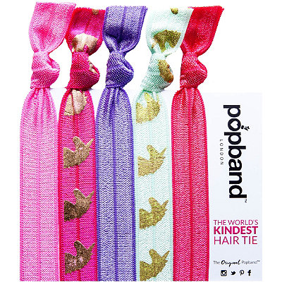 Popband LondonUnicorn Hair Tie Multi Pack