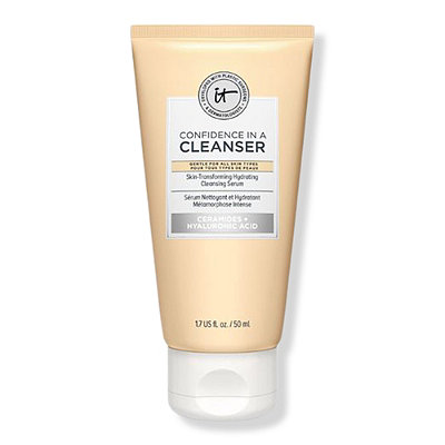 Travel Size Confidence in a Cleanser