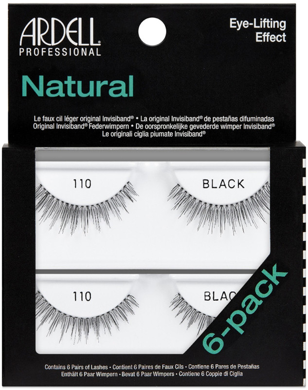 Lash 6 Pack #110 by Ardell