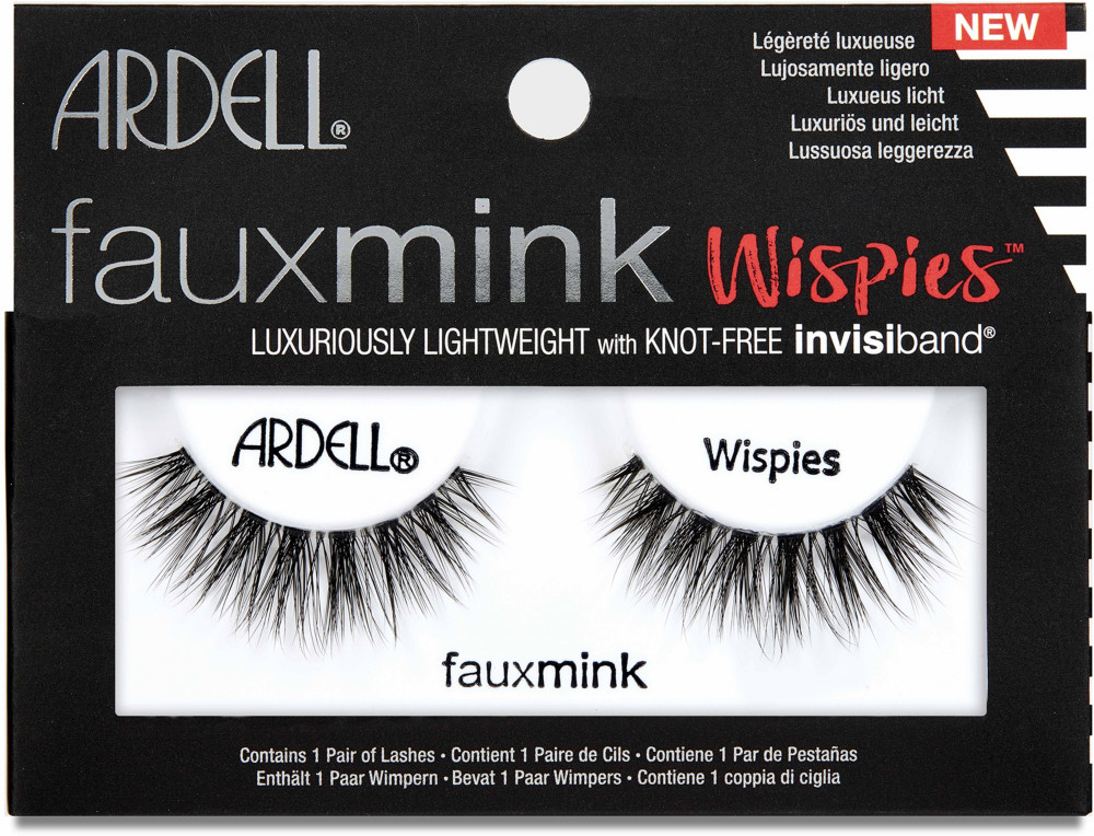 Ardell Lash Faux Mink Wispies Ulta Beauty