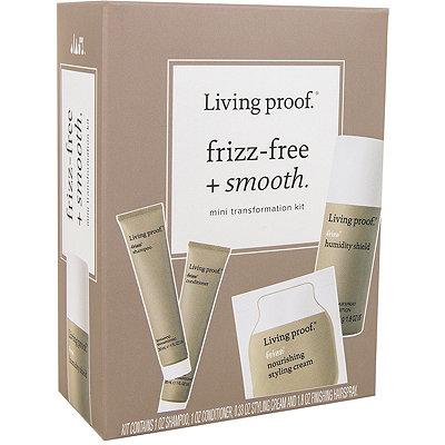 Frizz-Free + Smooth Mini Transformation Kit