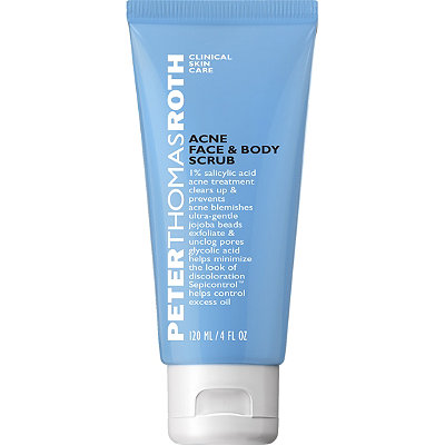 Acne Face & Body Scrub